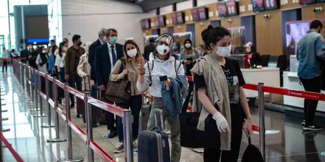 Uluslararası havayolu şirketlerinden flaş açıklama. Aşı çıktıktan sonra zorunlu hale gelecek
