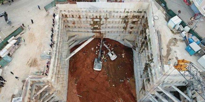 Üsküdar metro inşaatında göçük davasında karar