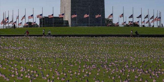 ABD'de koronadan ölenlerin sayısı 263 bin 812'ye yükseldi