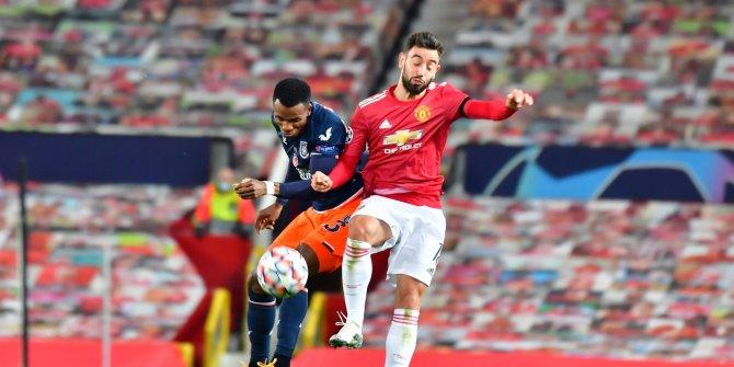 Manchester United - Başakşehir maçı golle başladı
