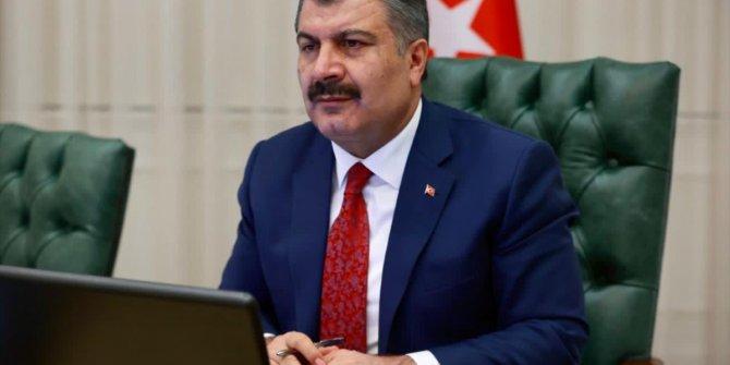 Sağlık Bakanı Koca'dan 6 ilin sağlık müdürleriyle sürpriz görüşme. Gece yarısı açıkladı
