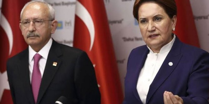 Flaş... Flaş... Meral Akşener ve Kemal Kılıçdaroğlu'ndan erken seçim çağrısı