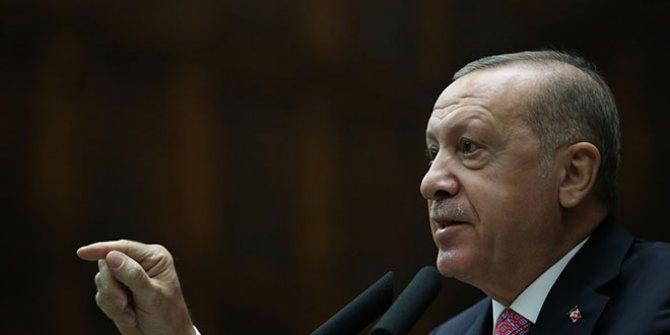 Cumhurbaşkanı Erdoğan Kadına Şiddete Karşı Mücadele Günü'nü kutlarken tek kelimeyi unuttu, cümlenin bütün anlamı değişti