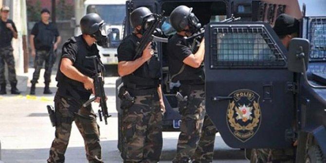 İstanbul'da 3 ay iz süren polis ev bastı