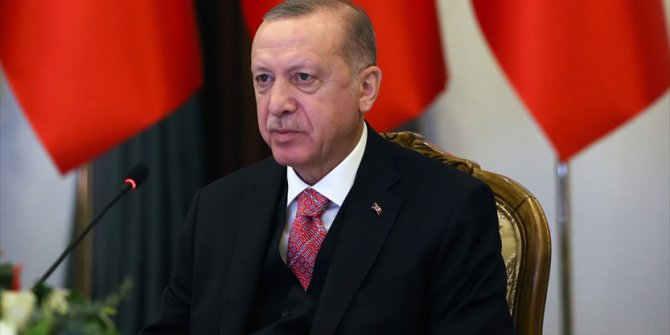 Cumhurbaşkanı Erdoğan açıklıyor