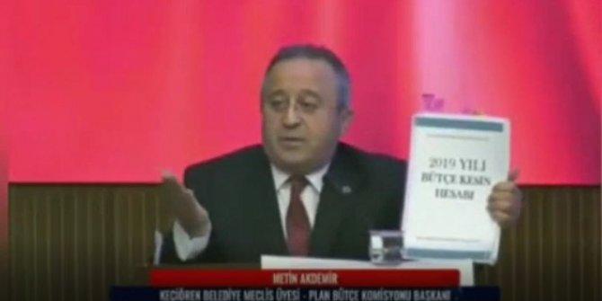 AKP sonunda Mansur Yavaş'ın hatasını buldu