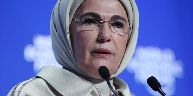 Emine Erdoğan'dan mafya tartışmalarına ilişkin açıklama