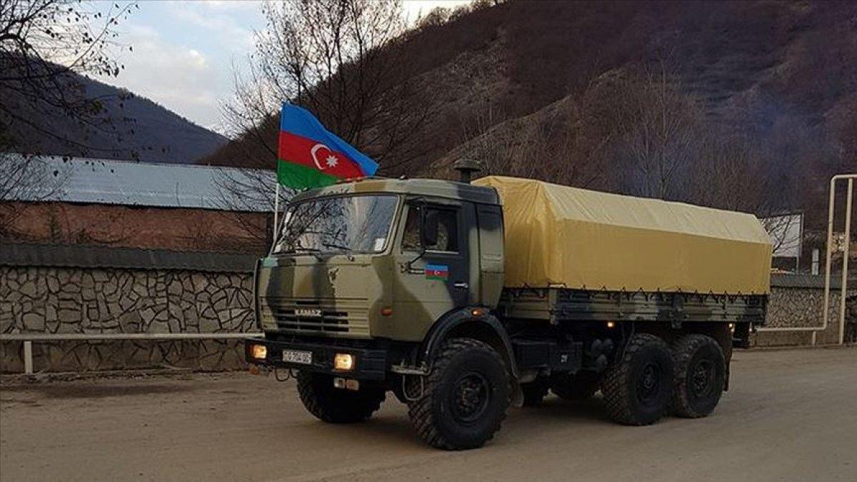 İlham Aliyev: Kelbecer'i yeniden inşa edeceğiz