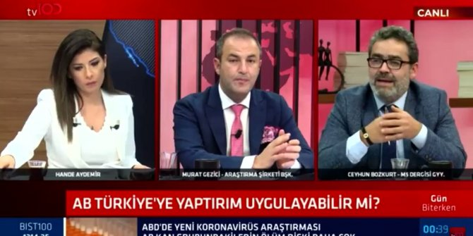 TV100'den flaş transfer! Hande Aydemir...