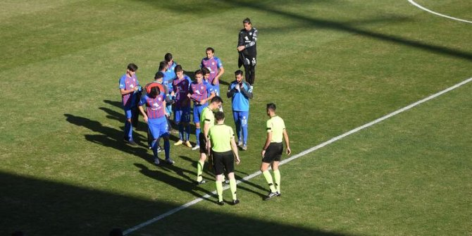 Çorum FK-Altınordu maçına korona virüs engeli. Maça çıkamadılar
