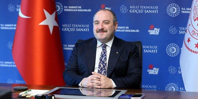 Varank: Türkiye, rüzgar türbini ekipman üretiminde Avrupa'da ilk 5'te yer alıyor