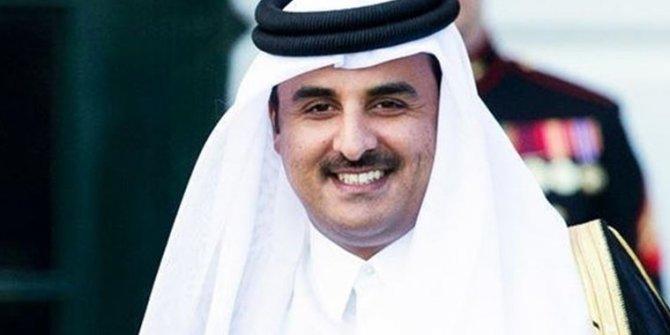 Katar Emiri Şeyh Temim Bin Hamad El Sani Türkiye'ye geliyor