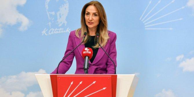 CHP Kadın Kolları Genel Başkanı Aylin Nazlıaka'dan 'kadına yönelik şiddet' tepkisi