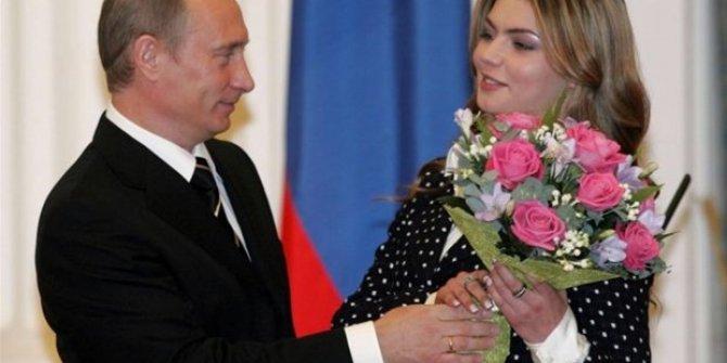 Putin'in 35 yaş küçük sevgilisine 7.5 milyon sterlin, ödeme milyarder Yury Kovalchuk aracılığıyla yapılıyor
