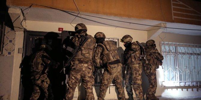 İstanbul'da 28 adrese terör operasyonu. Örgütsel dokümanlar da ele geçirildi