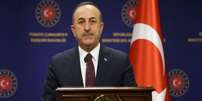 Çavuşoğlu, NATO Genel Sekreteri ile görüştü