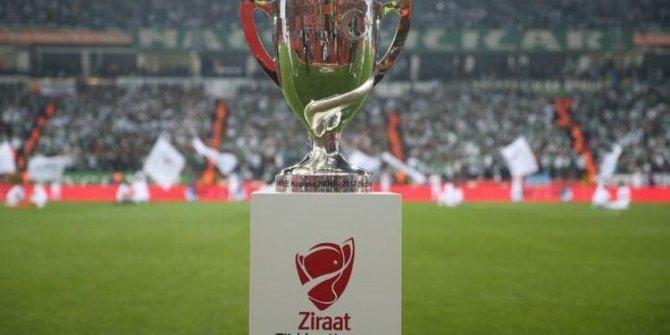 Ziraat Türkiye Kupası 5. turda kura zamanı