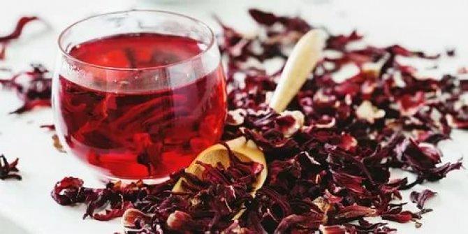 Vitamin ve mineral deposu hibiskus kış aylarında vücuda zırh oluyor