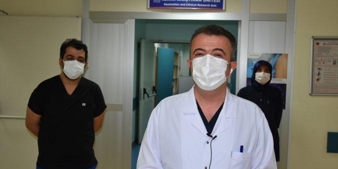 Çin aşısına 150 gönüllü başvurdu