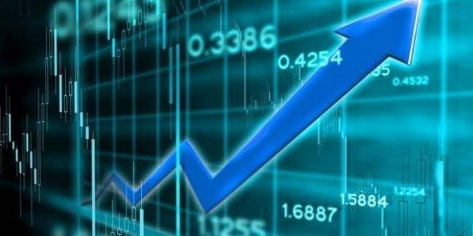 Borsadan kapanış rekoru geldi