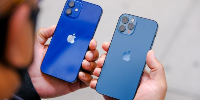 İşte iPhone 12 ve iPhone 12 Pro'nun Türkiye fiyatları! Ön satış başladı