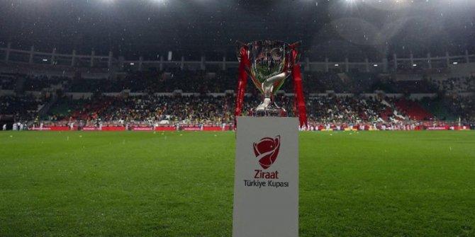 Türkiye Kupası'nda kuralar bugün çekiliyor