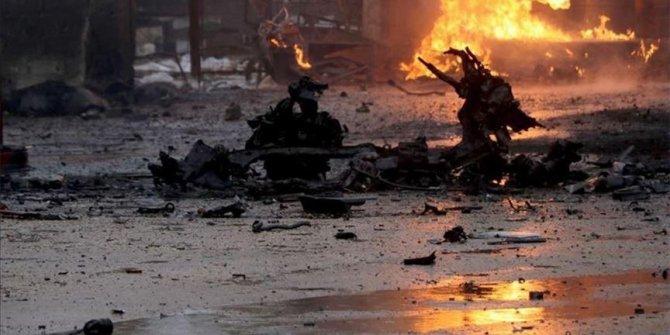 Rasulayn'da kontrol noktasında bombalı saldırı