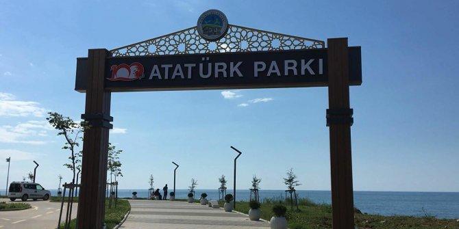 Millet Bahçesi'ne Atatürk'ün ismini veren CHP'li Fındıklı Belediyesi'ne soruşturma