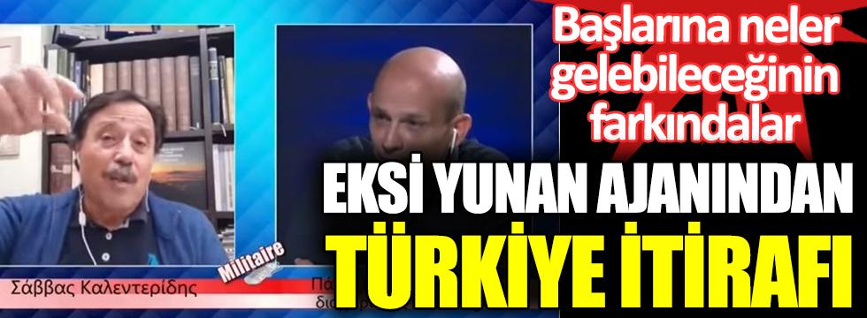 Eski yunan ajanından Türkiye itirafı. Başlarına neler gelebileceğinin farkındalar. Ermenilerin Karabağda yaşadıklarını örnek gösterdi