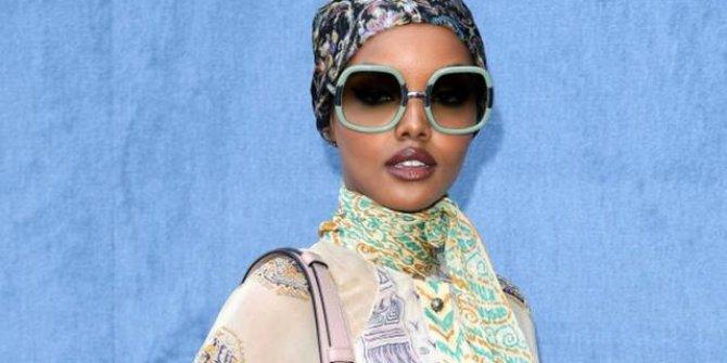 İlk tesettürlü model Halima Aden, 'Bana göre değil' diyerek mankenliği bıraktı