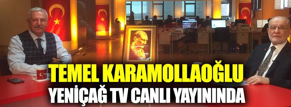 Orhan Uğuroğlu soruyor Saadet Partisi Genel Başkanı Temel Karamollaoğlu yanıtlıyor