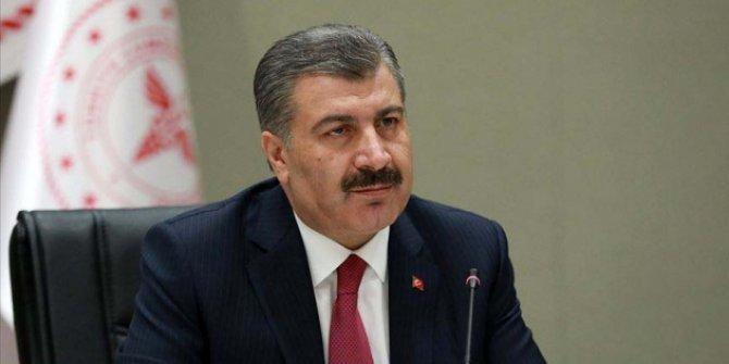 Sağlık Bakanı Fahrettin Koca'dan yalanlama geldi