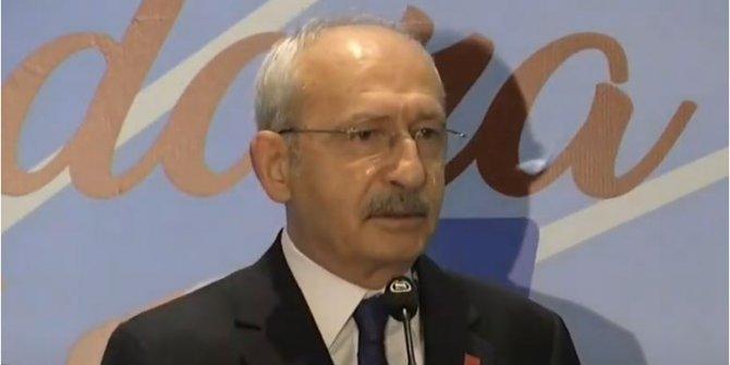 CHP lideri Kılıçdaroğlu, Adana'da CHP Katılım Töreni'nde konuştu