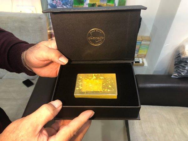 ABD'den bile gelip alan var... Özel kutuda saklanıyor tanesi 400 lira