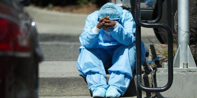 ABD'de korona virüs bilançosu ağırlaşıyor ölenlerin sayısı 271 bini geçti