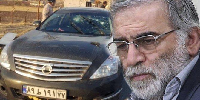 Türkiye'den suikaste kurban giden İranlı bilim adamı Fahrizade'yle ilgili açıklama