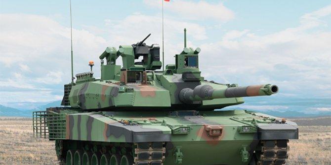 Yerli ve milli Altay tankının seri üretimi için bakın hangi ülkeden izin bekleniyor