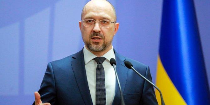 Ukrayna Başbakanı Denis Şmıgal'dan Türkiye açıklaması