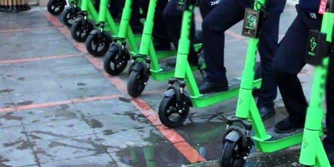 Elektrikli scooter bu hafta TBMM'de görüşülecek