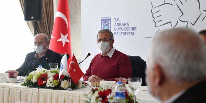 Ankara Büyükşehir Belediye Başkanı Mansur Yavaş'tan esnafa müjde