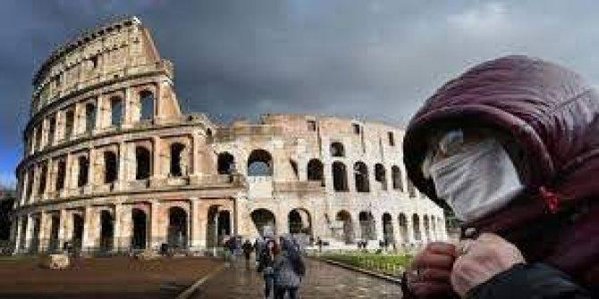 İtalya'da korona virüs nedeniyle can kaybı 55 bine dayandı