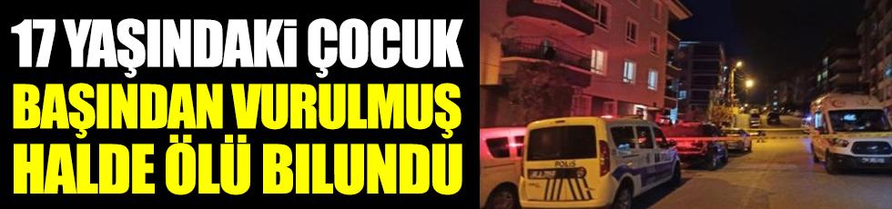 Ankara'da 17 yaşındaki Gülnur tüfekle başından vurulmuş halde bulundu