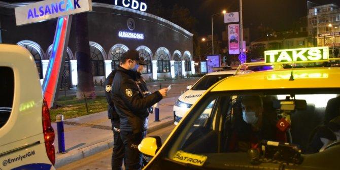 İzmir'de sokağa çıkma kısıtlamasına uyuldu