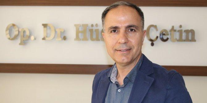Doktor Hüsrev Çetin Türk Tabipler Birliği kapatılsın diyen MHP lideri Devlet Bahçeli'ye fena cevapla yanıt verdi. Siz hiç başınız sağolsun dediniz mi?