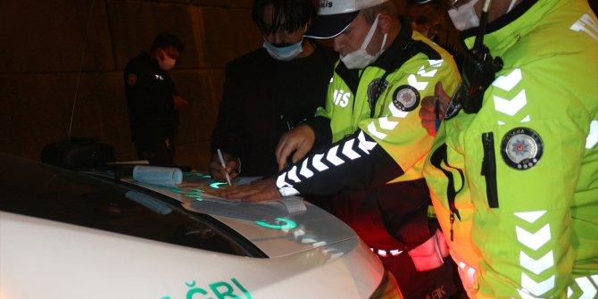 Adana'da sokaklarında kısıtlamanın ilk saatlerinde yaşandı