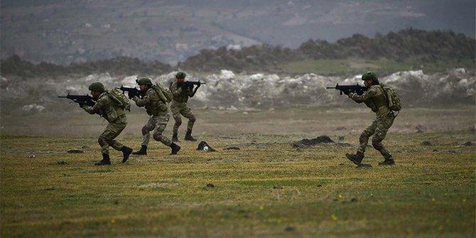 Milli Savunma Bakanlığı: 4 PKK'lı öldürüldü