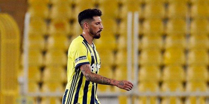 Fenerbahçeli taraftarlardan Jose Sosa'ya sert tepki