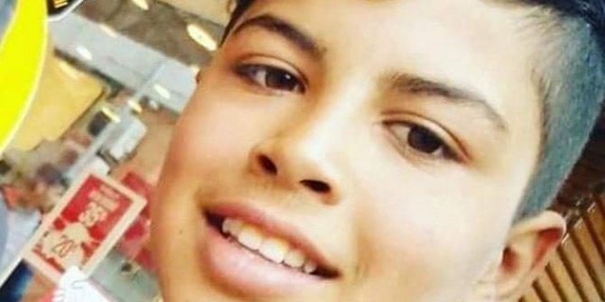 14 yaşındaki motosiklet sürücüsü hayatını kaybetti