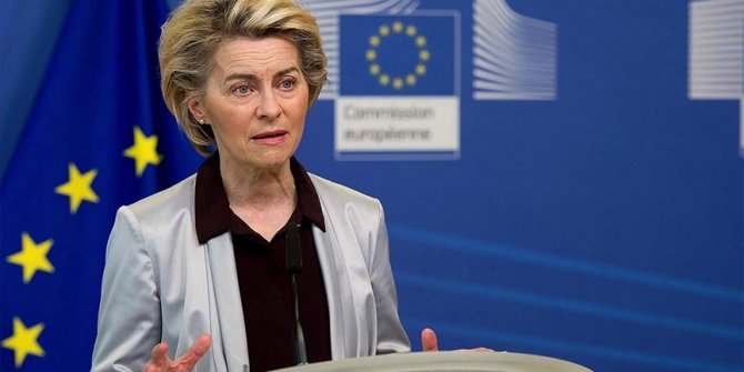 AB Komisyonu Başkanı von der Leyen: Schengen işlemeyince Avrupa durma noktasına geldi