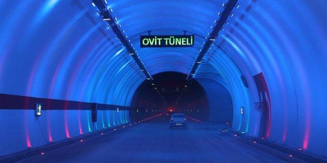 Ovit Tüneli'nde Cengiz İnşaat'a görülmemiş kıyak. CHP'li Kuşoğlu Sayıştayın raporunu Bakan'a sordu